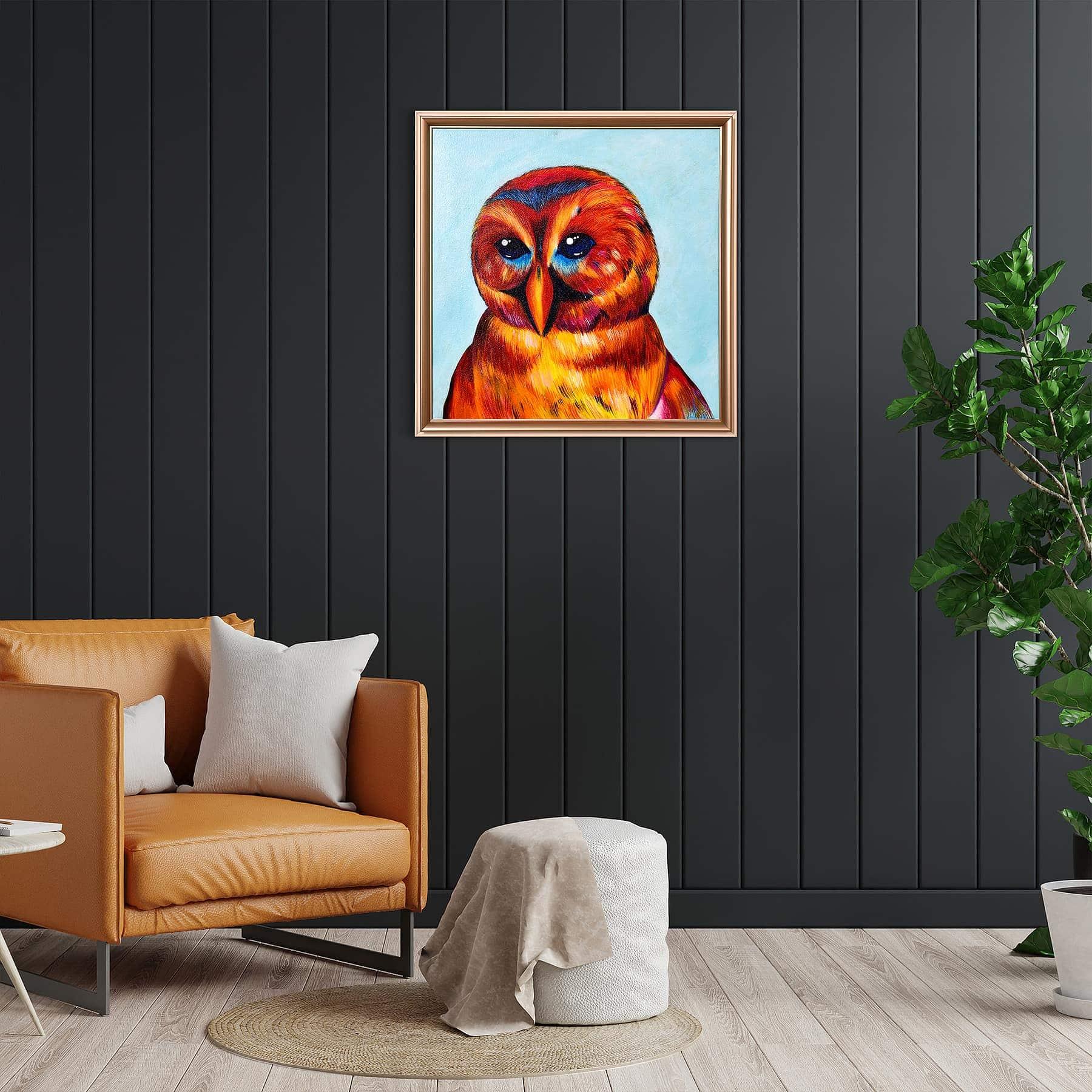 SS0916 Mr Owl