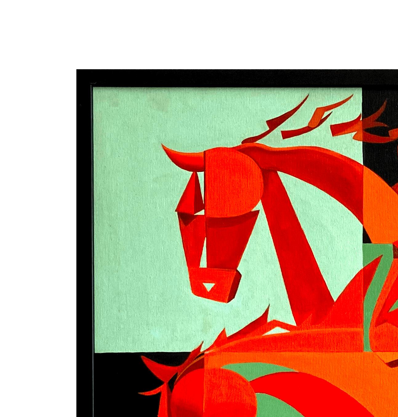 SS0939 Stallions
