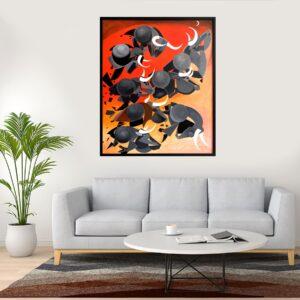 SS0940 Army of Bulls