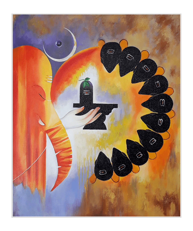 SS0952 Ganesha (I)
