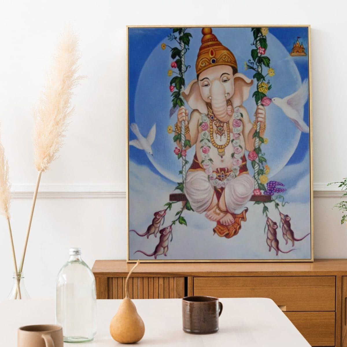 SS0967 Ganesha (III)