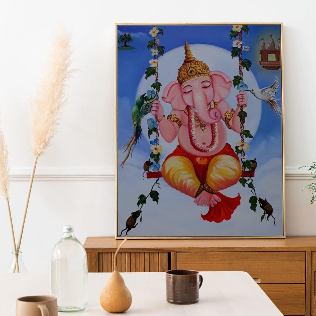 SS0968 Ganesha (IV)
